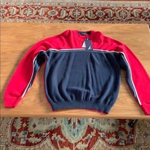 NWT Men's Nautica sweater size L